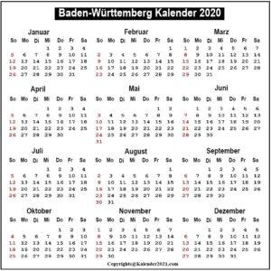 Sommerferien 2020 Brandenburg PDF