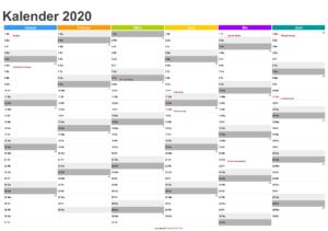 Halbjahreskalender2020 PDF