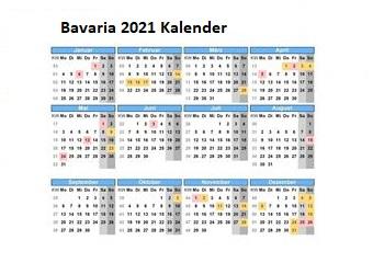 Wann Sind Die Sommerferien Bavaria 2021?
