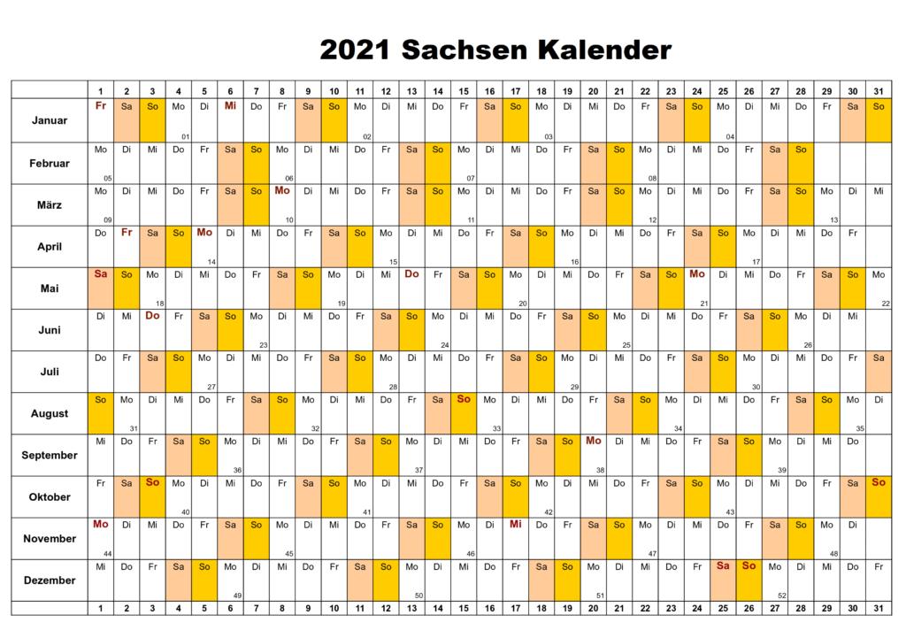 Wann Sind Die Sommerferien Sachsen 2021?